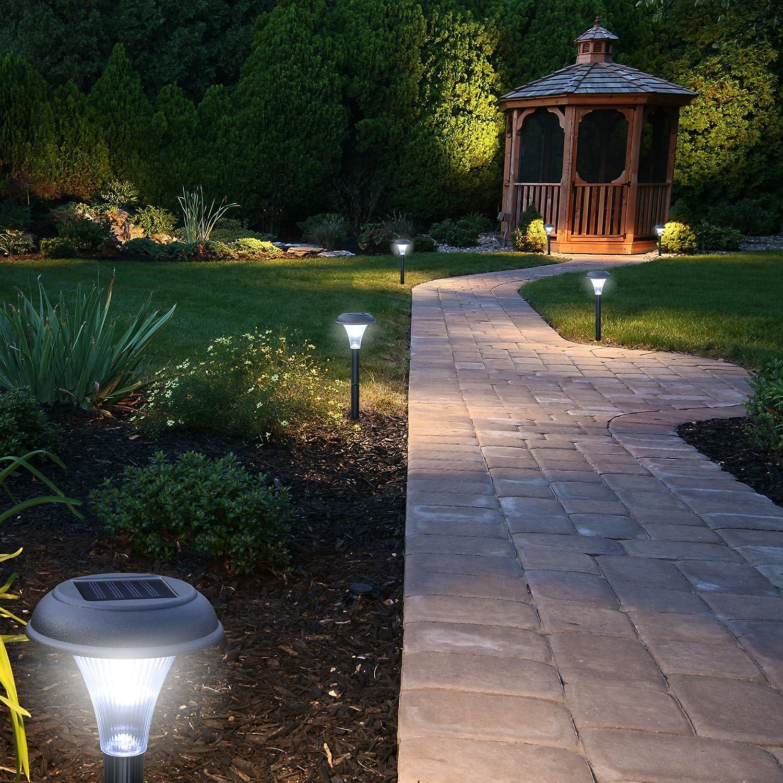 twilight solar outdoor lighting