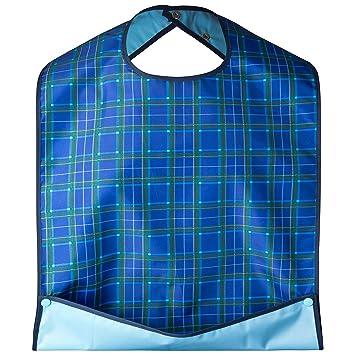 Gesundheitsversorgung 2 Stück Wasserdichte Erwachsene Mahlzeit Bib Tuch Protector Behinderung Hilfe Schürze
