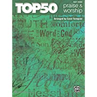 Top 50 Praise and Worship: Easy Piano