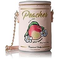 Betsey Johnson Aint She a Peach Crossbody