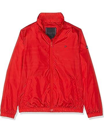 3b9481279 Tommy Hilfiger Essential Tommy Jacket Chaqueta para Niños