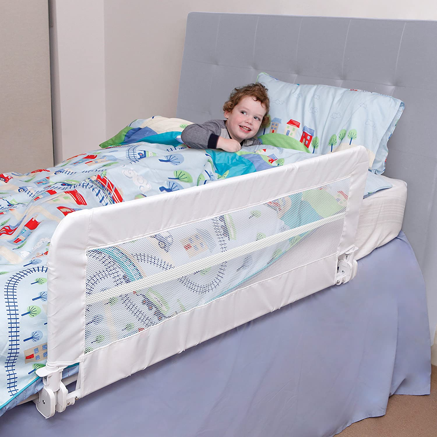 Dreambaby Savoy Bed Rail Perfect for Toddler Beds tee-zed L720