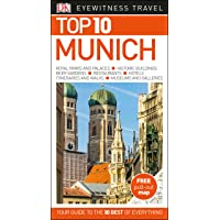 Top 10 Munich (DK Eyewitness Travel Guide)