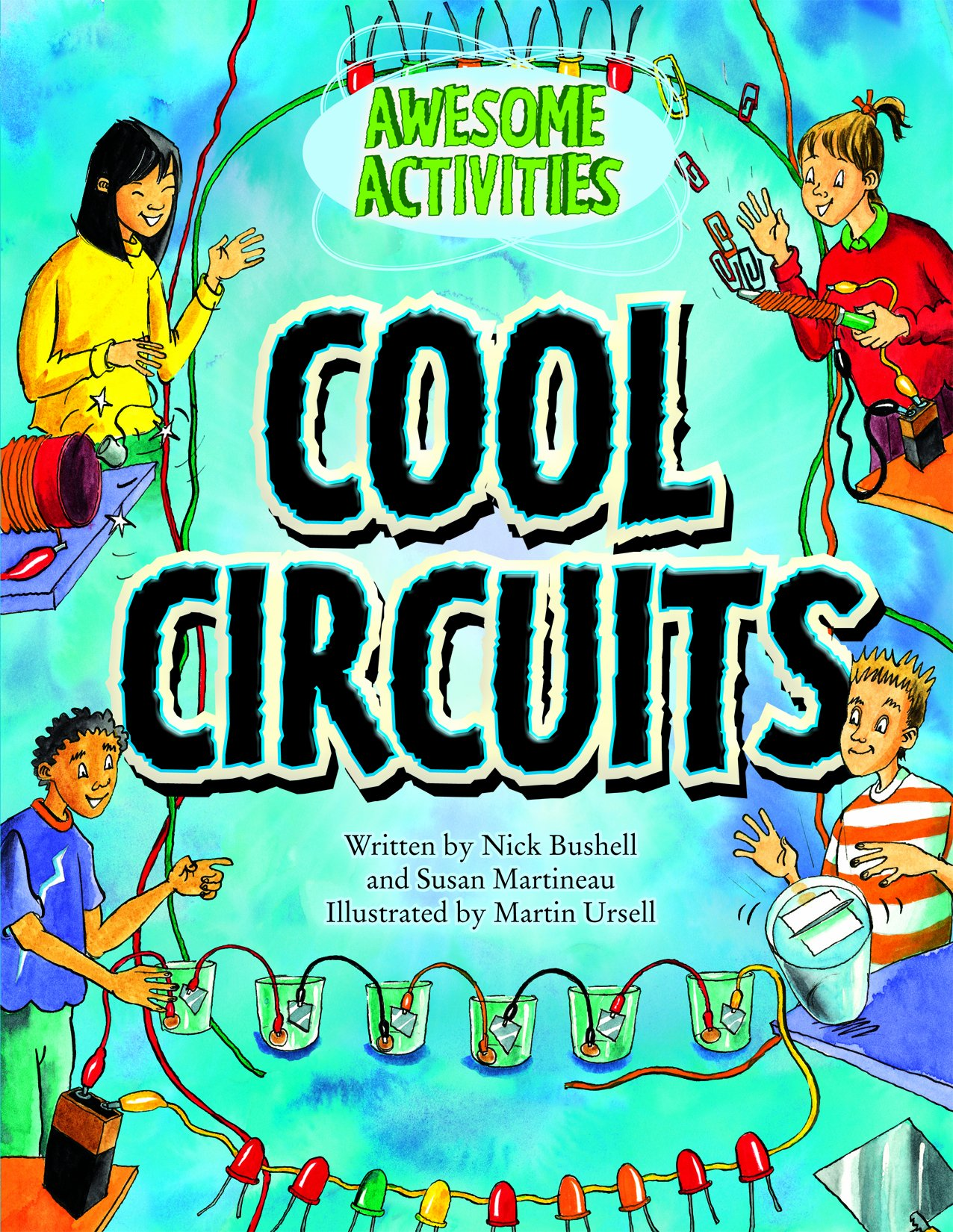 Cool Circuits (Awesome Activities) pdf
