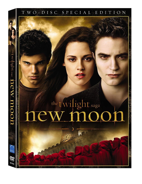 Amazon.com: The Twilight Saga: New Moon (Two-Disc Special Edition): Kristen  Stewart, Robert Pattinson, Chris Weitz: Movies & TV