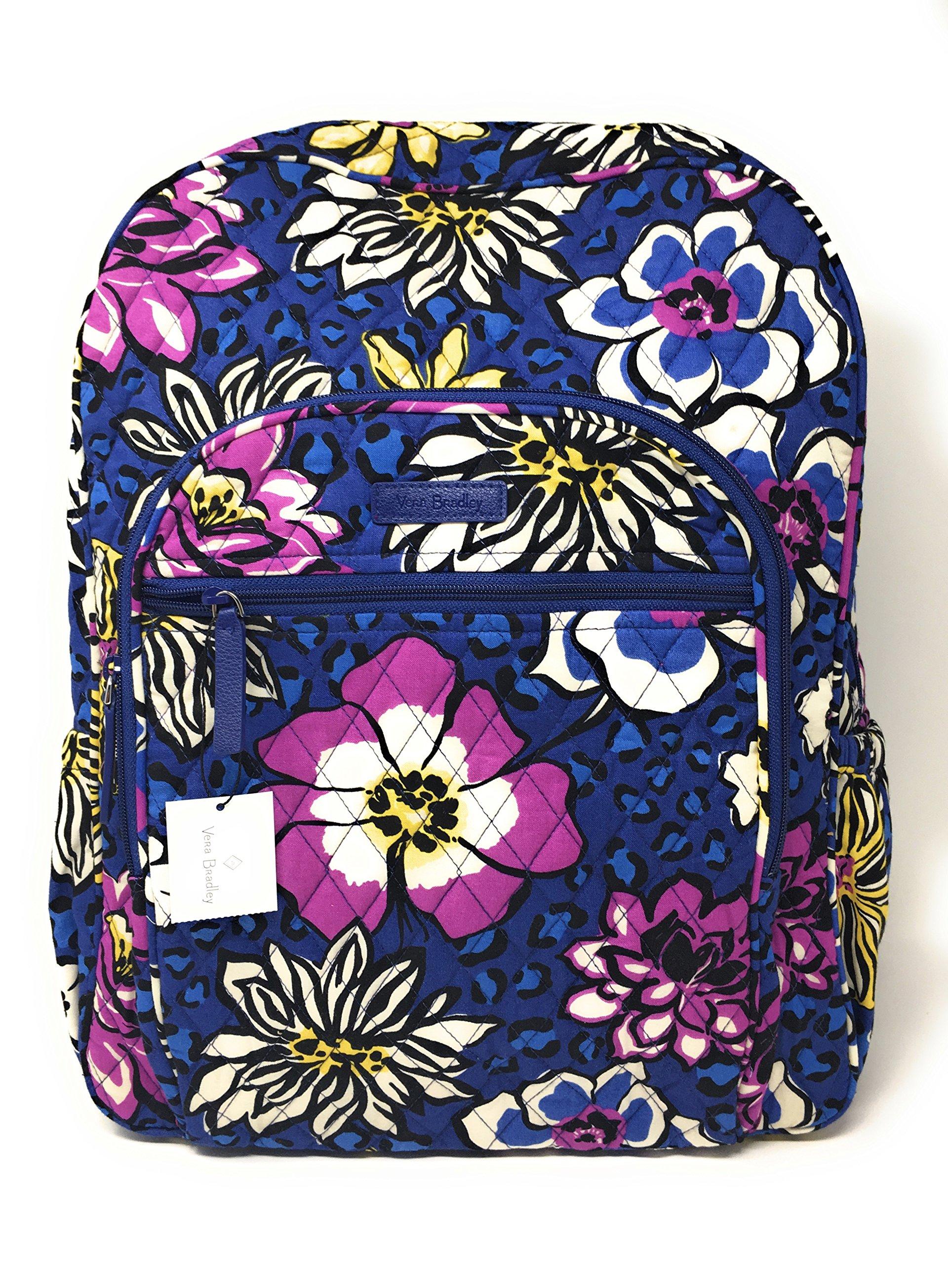 Vera Bradley Campus Backpack (African Violet)