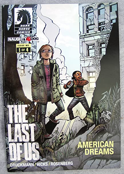 Amazoncom The Last Of Us American Dreams 1 Pal Region Joel