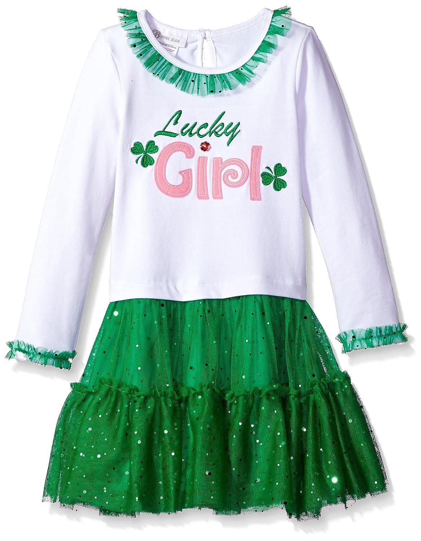 85572cd95cb0b Amazon.com: Bonnie Jean Girls' Appliqued Tutu Dress: Clothing