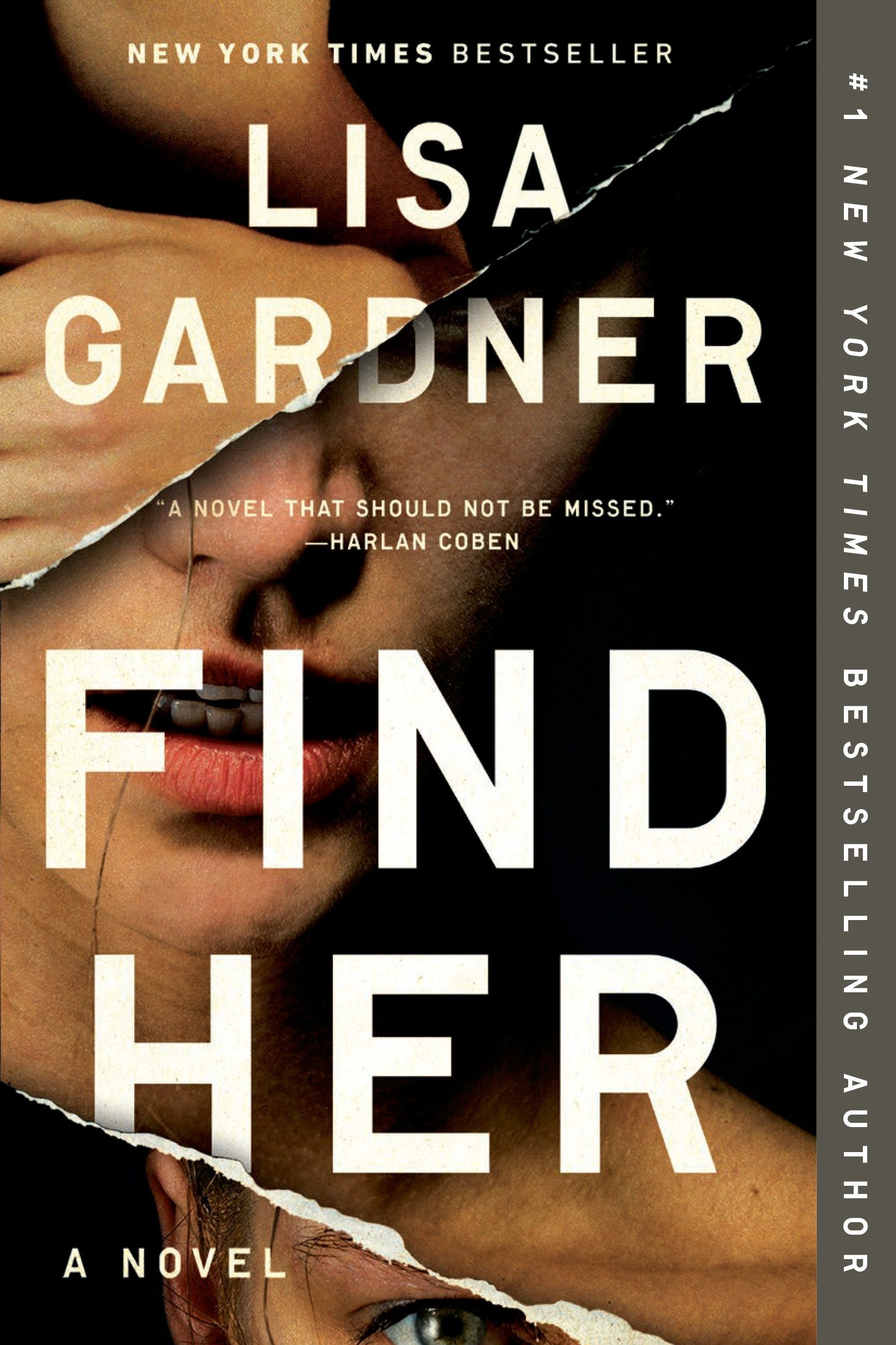 Amazon Fr Find Her Lisa Gardner Livres