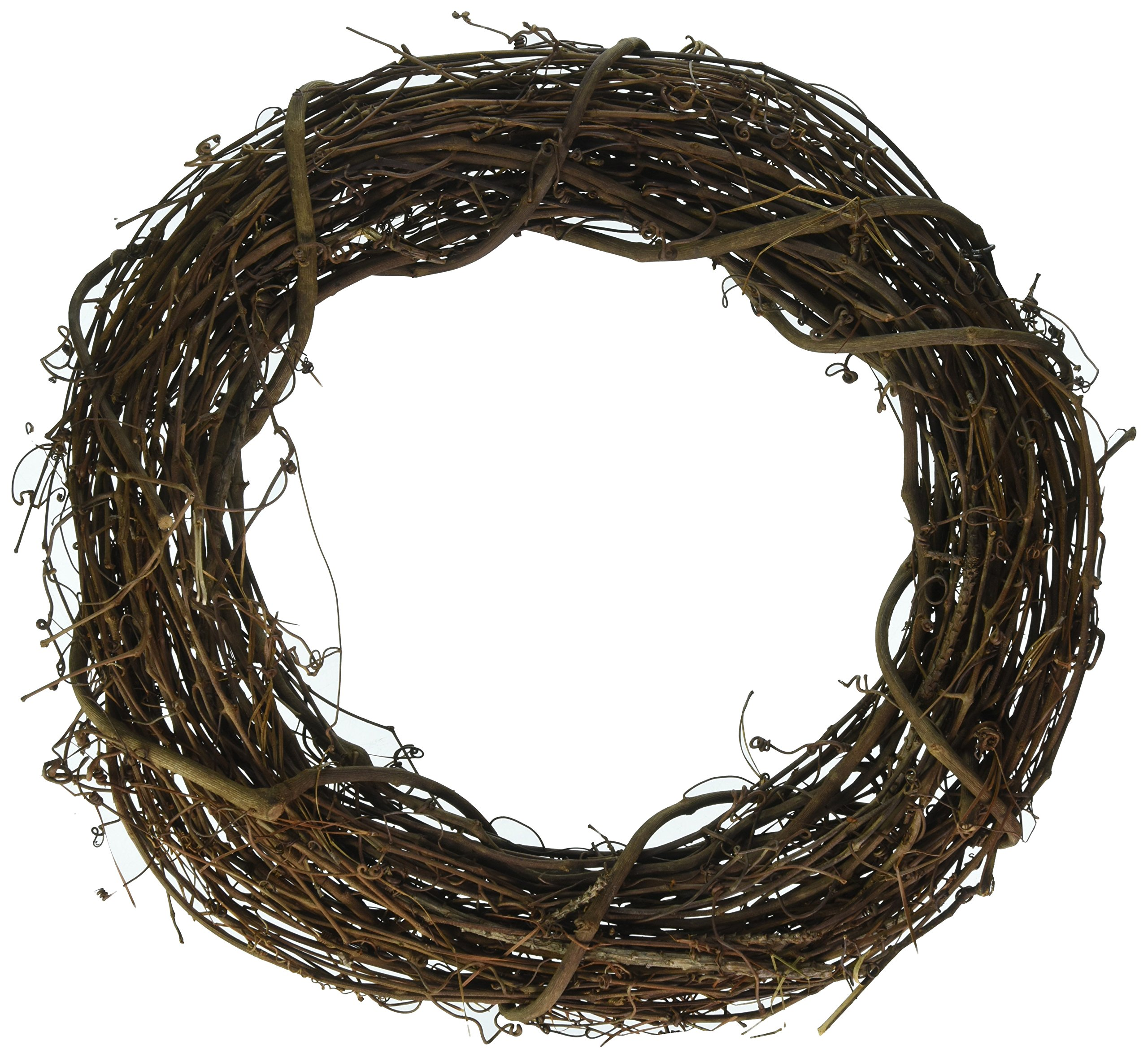 Darice 2802-71 Grapevine Wreath 14''