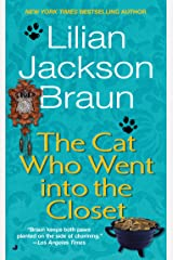 The Cat Who Went into the Closet (Cat Who... Book 15) Kindle Edition