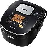 パナソニック 5.5合 炊飯器 IH式 ブラック SR-HB106-K