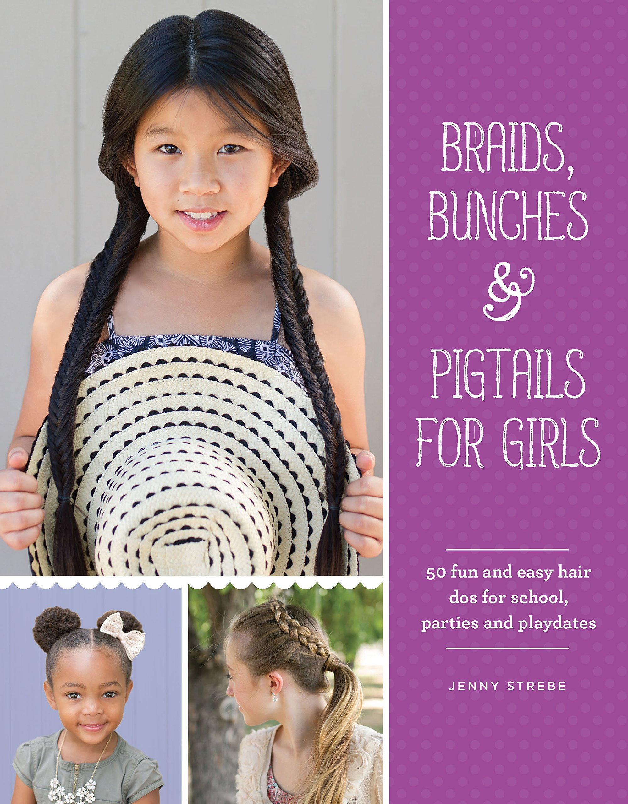 Terrific Braids Bunches Pigtails For Girls 50 Fun And Easy Hair Dos For Schematic Wiring Diagrams Phreekkolirunnerswayorg