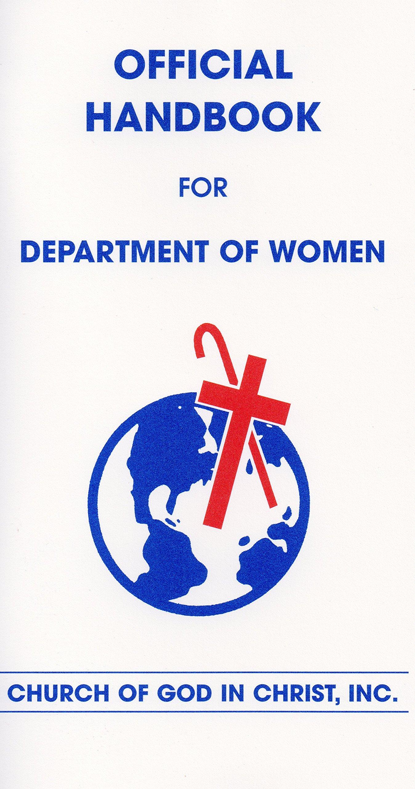 Official Handbook for Department of Women: 9781940378435: Amazon.com: Books