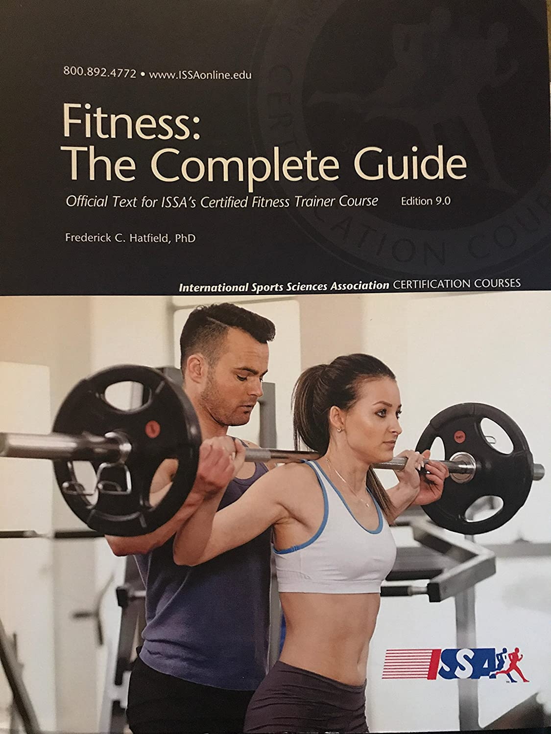 Issa Fitness The Complete Guide Edition 90 Amazon Industrial