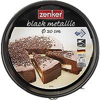 Zenker Black Metalik Kelepçeli Kek Kalıbı