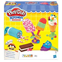 Play-Doh Loisirs Créatifs Glaces, E0042