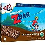 CLIF KID ZBAR - Organic Energy Bar - Chocolate Brownie - (1.27 Ounce Snack Bar, 6 Count)