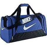 Nike Brasilia 6 Duffel Polyester Waist Pack, Men's Medium (Blue)