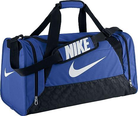 Nike Brasilia 6 Medium Duffel, Borsone da Calcio, 61 x 30 x 31 cm