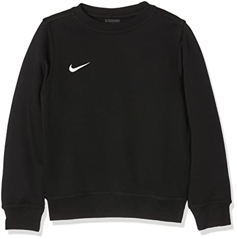 new arrival 11232 94d35 Nike Kids Team Club Sweatshirt - Black, ...