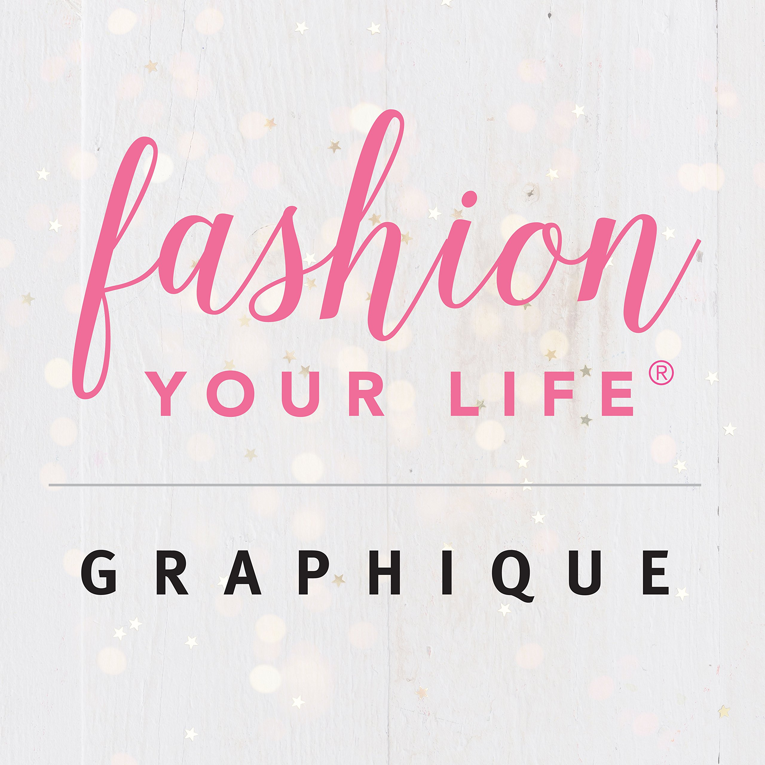 Graphique Hustle Dipped Hard Cover Journal w/Durable''Hustle'' Cover, Fun, Durable Notebook for Notes, Lists, Recipes, and More, 160 Ruled Pages, 6.25'' x 8.25'' x 1''