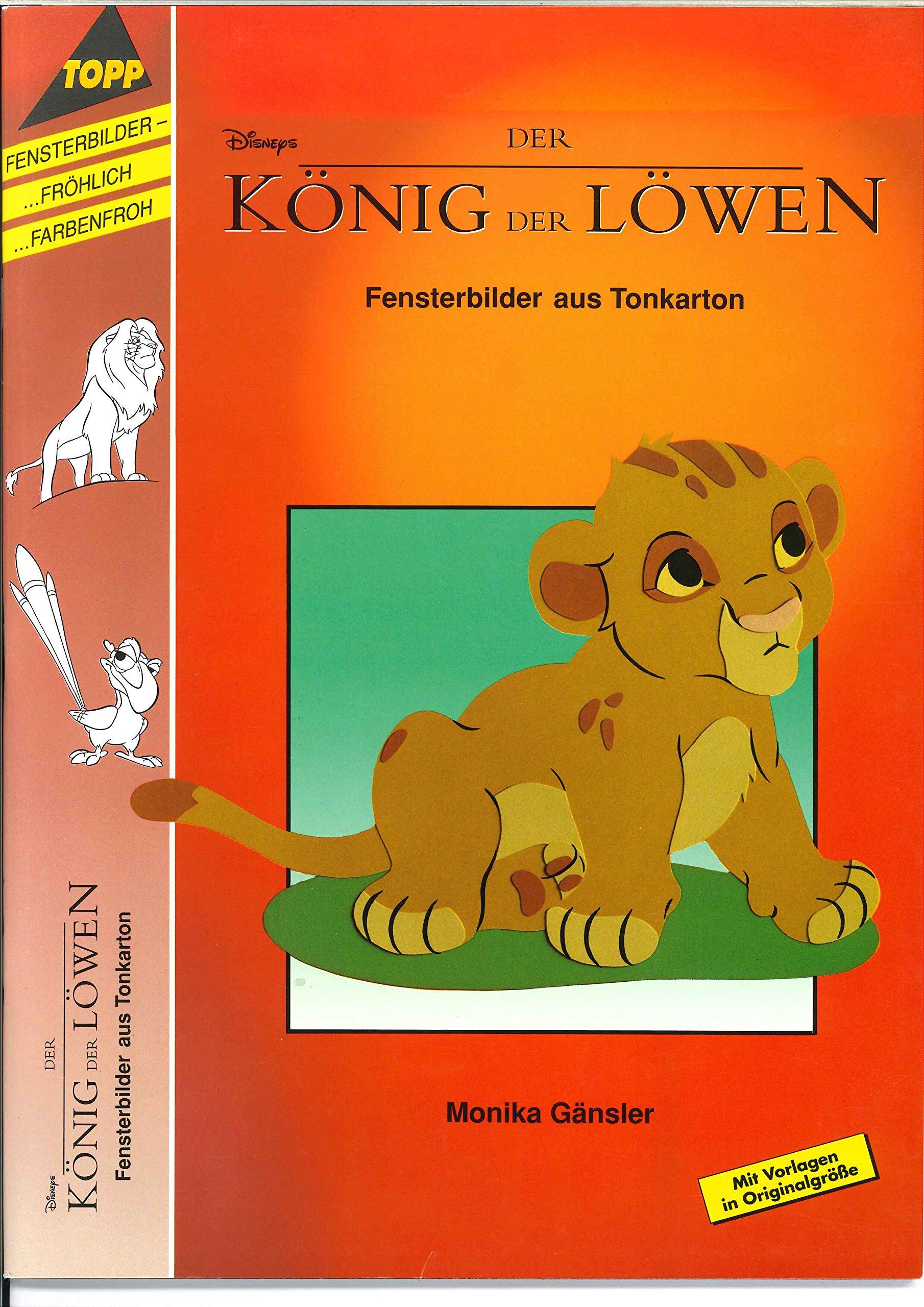 der-knig-der-lwen-disney-fensterbilder-aus-tonkarton