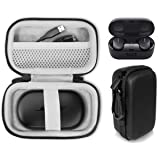 CaseSack Protective case for Bose QuietComfort Noise Cancelling Earbuds - True Wireless Earphones , Mesh Accessories…