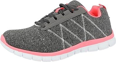 Zapatillas de cordones para hombre, tejido de malla, ligeras, cómodas, para estilo informal, deporte, ir al gimnasio, correr, tallas 6-11: Amazon.es: Zapatos y complementos