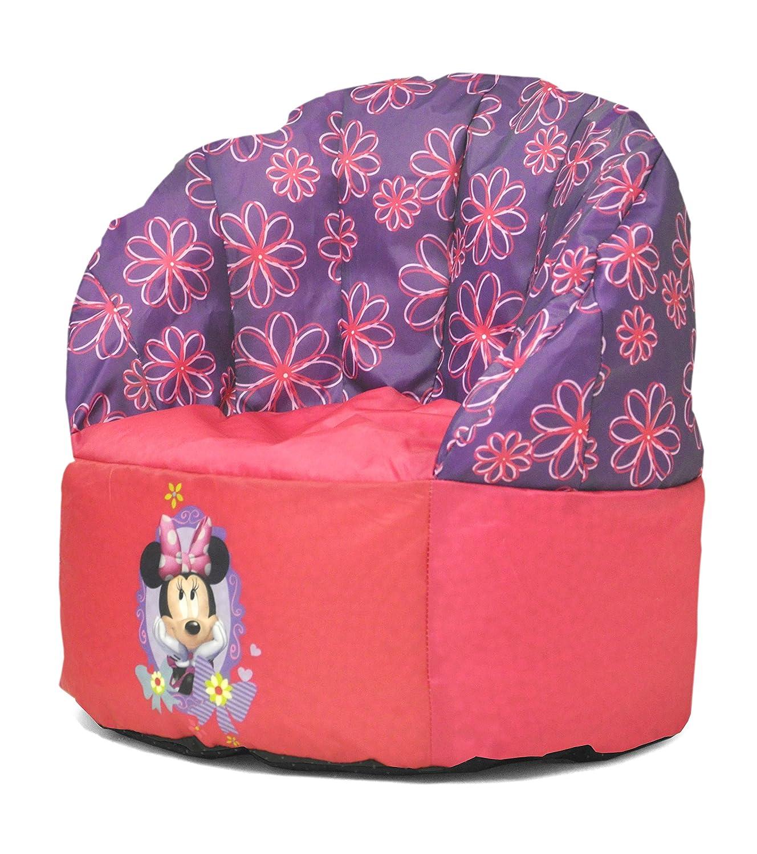 Amazon Disney Toddler Minnie Mouse Bean Bag Chair Toys Games