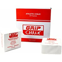 Gym Chalk Gymnastics, Rock Climbing, Power Lifting, Crossfit No Slip, No Moisture Chalk 1lb