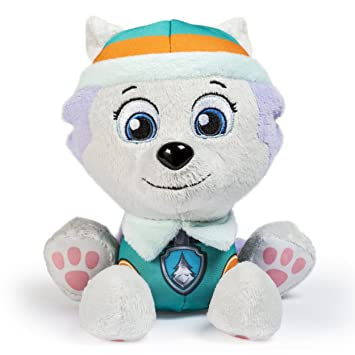 Paw Patrol Plush Pup Pals Everest By