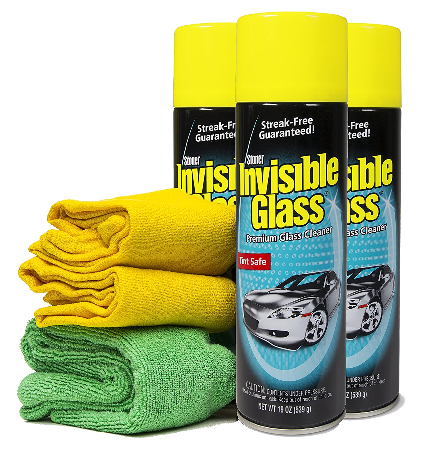Stoner 91164 Invisible Glass Cleaner - 19 oz.