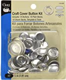 Dritz Craft Cover Button Kit - Size 30