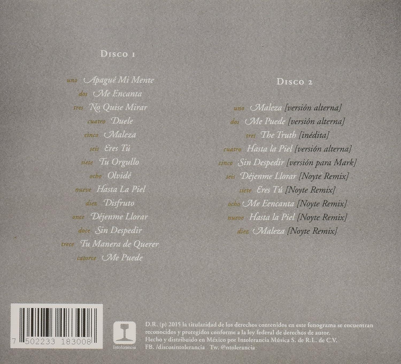 Carla Morrisson Dejenme Llorar Deluxe Version Amazon Com Music