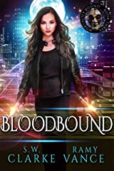 Bloodbound: An Urban Fantasy Epic Adventure (Mortality Bound Book 3) Kindle Edition