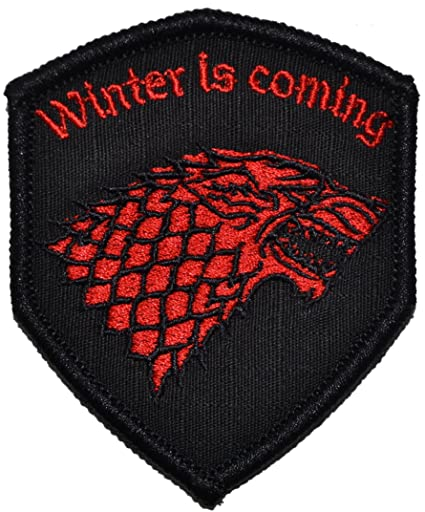 Amazon. Com: game of thrones house stark direwolf stark house iron.