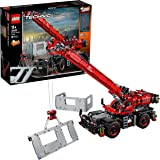 LEGO Technic Rough Terrain Crane 42082 Playset Toy