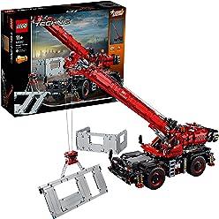 LEGO Technic - Grúa Todoterreno (42082)