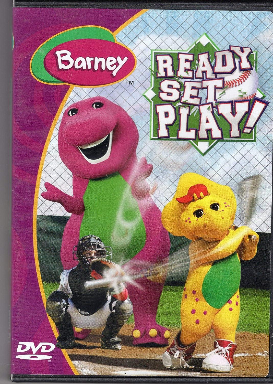 Amazon.com: Barney: Ready, Set, Play! [DVD]: Movies & TV