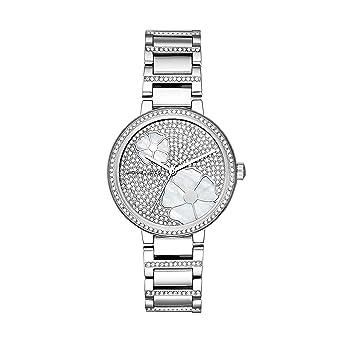 936c5923f01b Michael Kors Women s Courtney Analog-Quartz Watch with Stainless-Steel  Strap