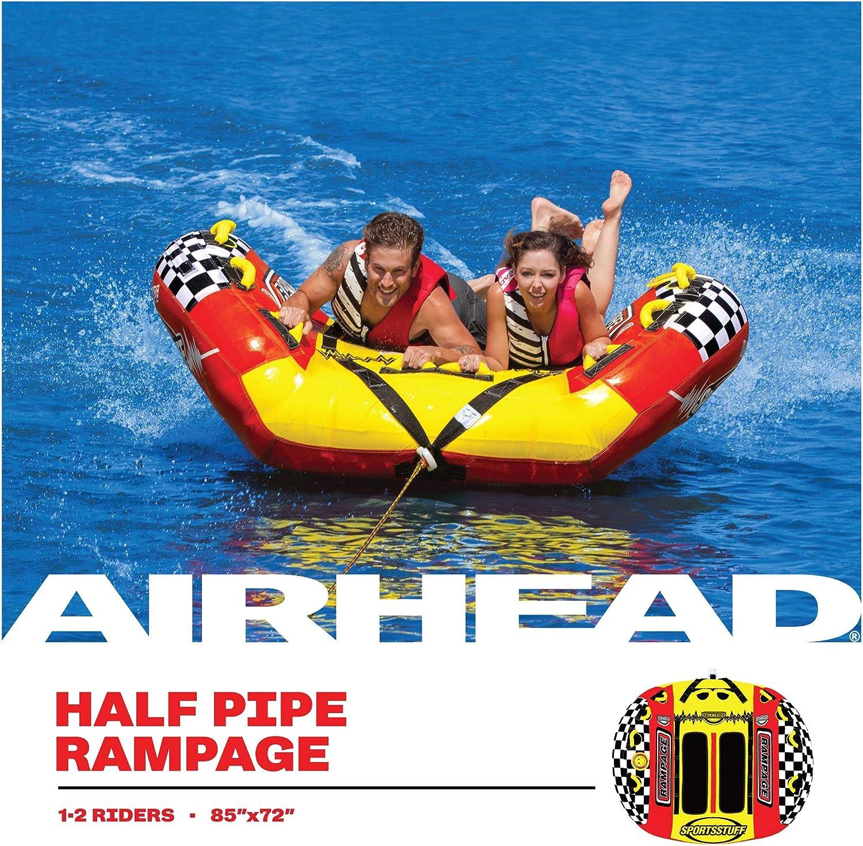 Sportsstuff Half Pipe Rampage 53-2155