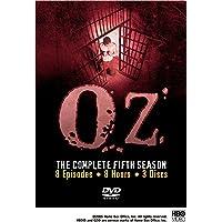Oz: The Complete Fifth Season [3 Discs]