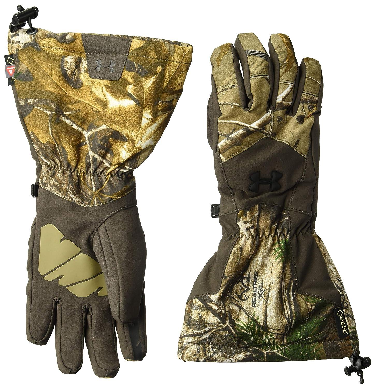 f38bc0718b7de Amazon.com : Under Armour Mens SC Gore Insulator Glove 2.0 : Sports &  Outdoors