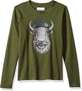 75390a5040f8 Amazon.com  Columbia Boys  Trulli Trails Thermal Henley  Clothing