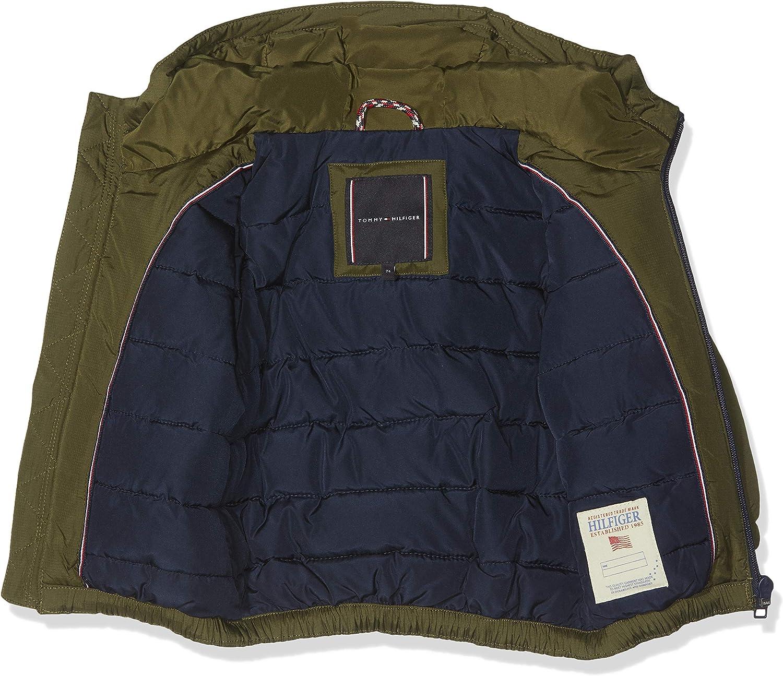 Tommy Jeans Baby-Jungen Dg TJM Jacket Mantel