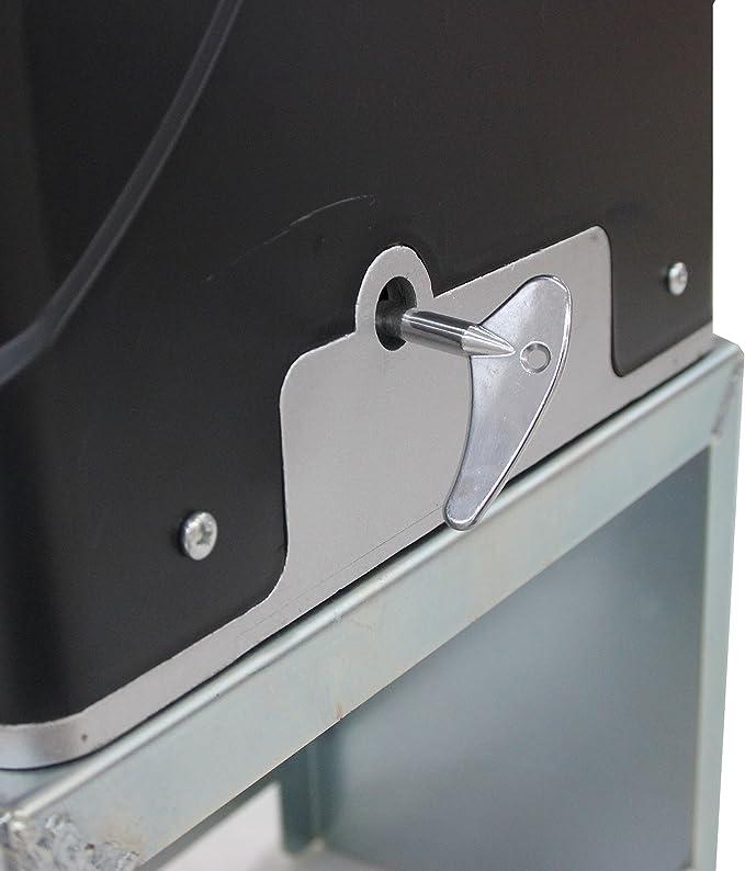 TOPENS DKC1000 Abridor de puerta corredera de cadena automática ...