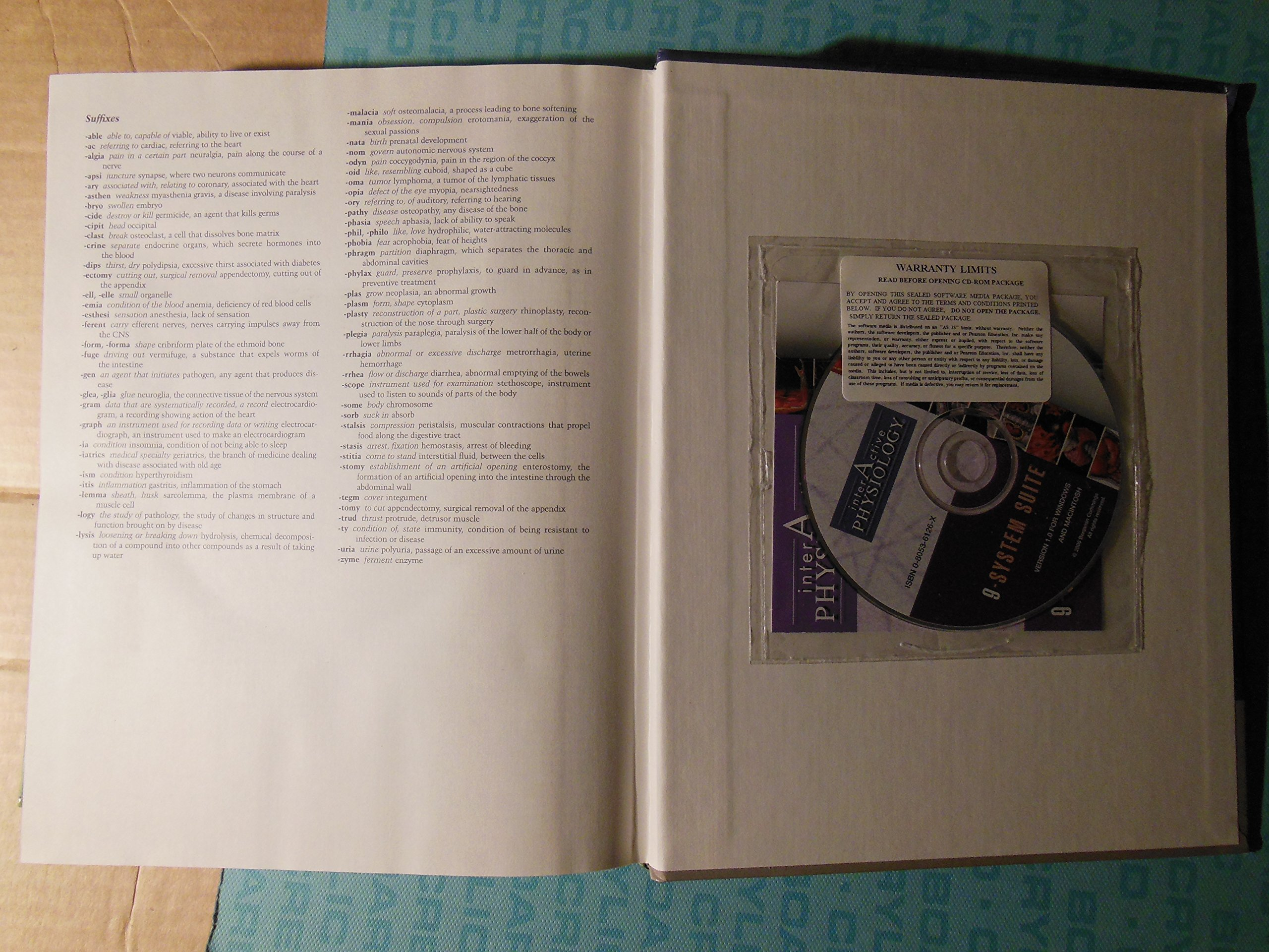 Human Anatomy and Physiology (text component): Amazon.co.uk: Elaine ...