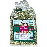 Kaytee All Natural Timothy Hay Plus Variety Pack for Rabbits & Small Animals