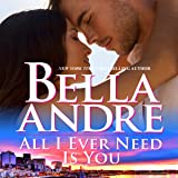All I Ever Need Is You: Seattle Sullivans, Book 5